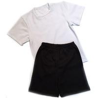 """""""МоёДитё"""" комплект футболка + шорты ФШ01 """"Фиалка"""""""