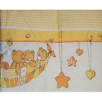"""МоёДитё"" одеяло на холлофайбере жёлтое А132 ""Эрика"""