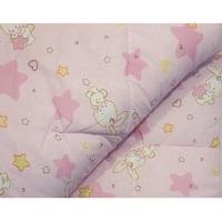 """МоёДитё"" одеяло на холлофайбере розовое А132 ""Эрика"""