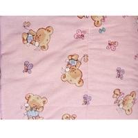 """""""МоёДитё"""" одеяло на овчине розовое А133 """"Эрика"""""""