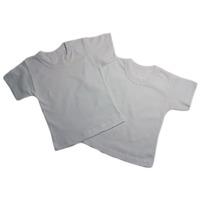 """""""МоёДитё"""" футболки детские белые М100"""