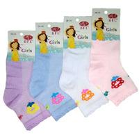 BFL носки детские на девочек сеточка