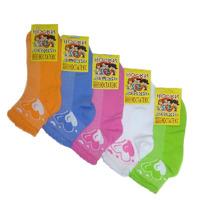 Юстатекс носки подростковые сеточка на девочек 3с24