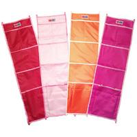 Бим-Бом карман в шкафчик для детского сада М-33 (расцветки для девочек)