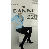 DANNI колготки женские тёплые TUNDRA 220 DEN