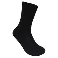 Носки  мужские  чёрные сеточка  (ПАНДА)