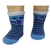 Юстатекс носки детские внутри махровые на мальчика 3с14