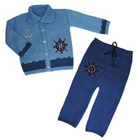 """МоёДитё"" костюм из 2-х предметов ""Пираты"" синий ""Лотос"""