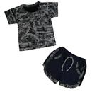 """""""МоёДитё"""" комплект на мальчика футболка + шорты КФШ121 """"Магнолия"""""""