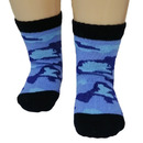 Юстатекс носки детские укороченные камуфляж 3с7
