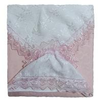 """""""МоёДитё"""" комплект для новорождённого из 8 предметов розовый Т181 """"Вербена"""""""
