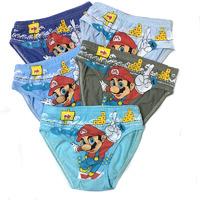 """Трусики детские на мальчиков """"Марио"""""""