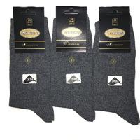 WINGOS носки мужские с лайкрой серые
