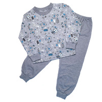"""МоёДитё"" пижама на мальчика ""Лилия "" ПК008"