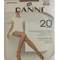 DANNI колготки женские OPTIMA 20 DEN загар