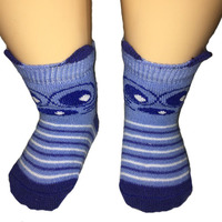 Юстатекс носки детские с 3D ушками 3с5
